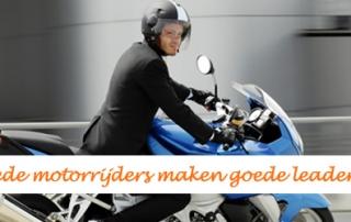 Goede motorijders